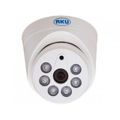 Camera supraveghere video AKU Dome interior 1,3MPxl infrarosu ARRAY rezolutie AHD-M