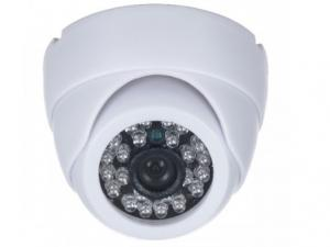 Camera supraveghere video AKU interior 800TVL DOME infrarosu (IR)